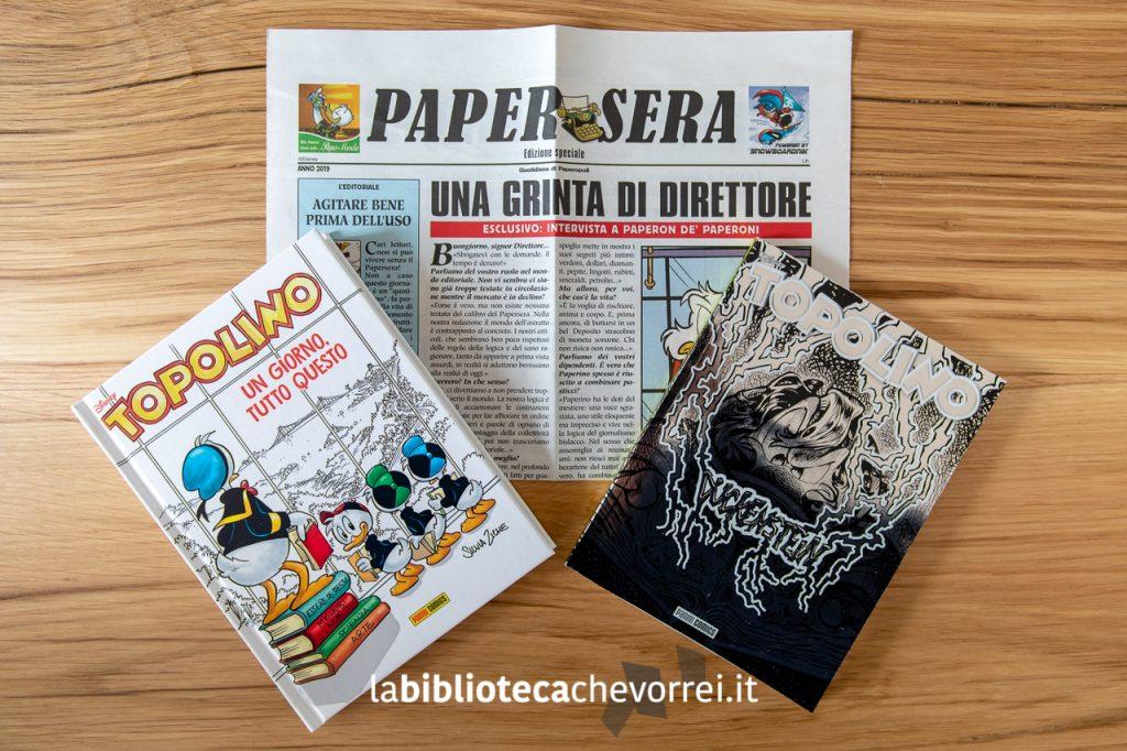 Edizioni speciali di Topolino.