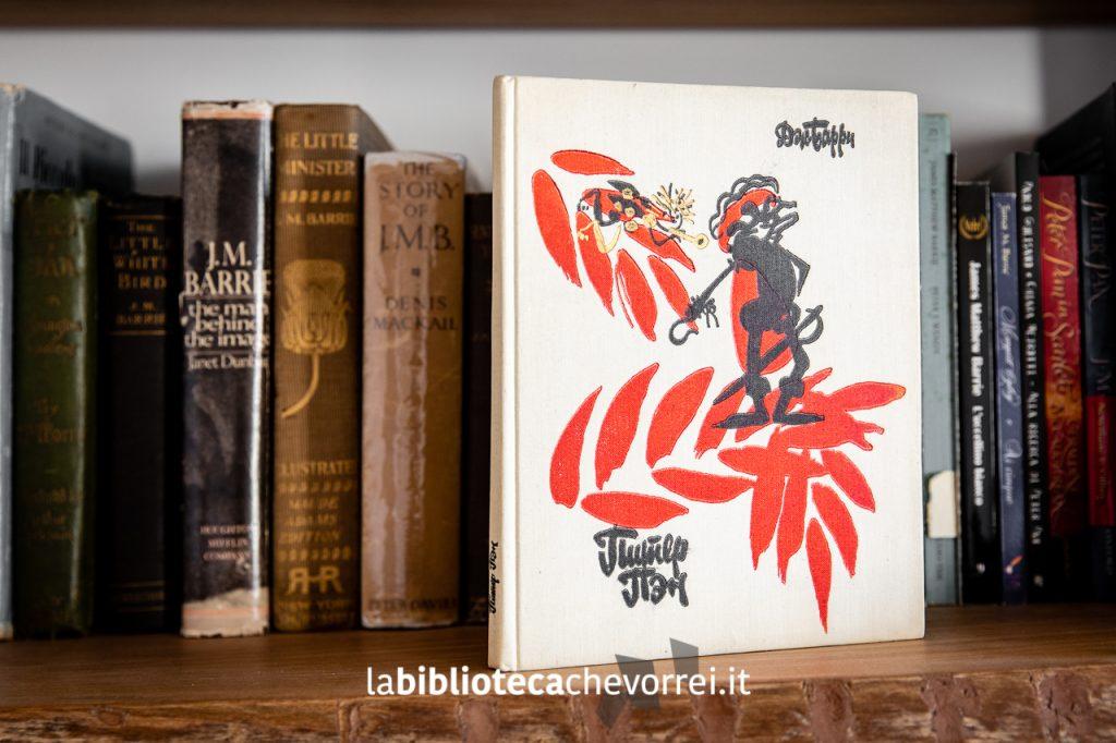 Peter Pan, edizione russa del 1971 illustrato da Miturich. Edizione piuttosto rara.