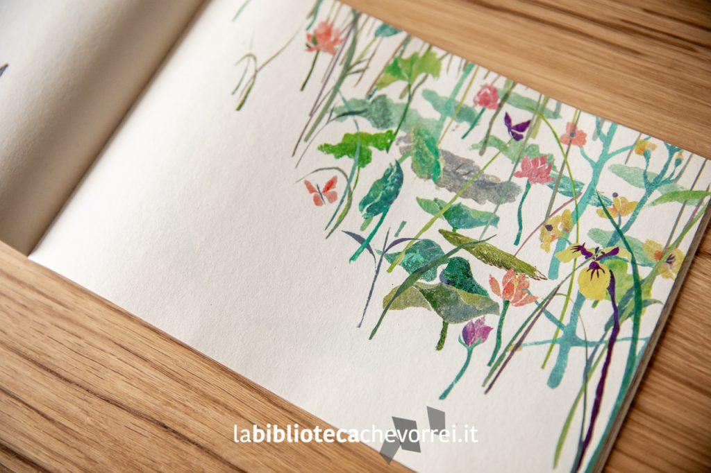 Pagine interne con le bellissime illustrazioni di An Soojin. ©somebooks 2011.
