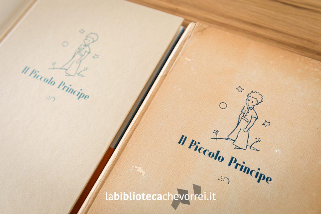 Copertina rigida per entrambe le edizioni. L'unica differenza sta nella stampa a pressione presente nella prima edizione del 1949.