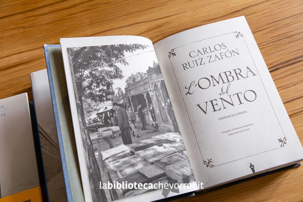 Frontespizio della nuova edizione illustrata. Mondadori, 2019.
