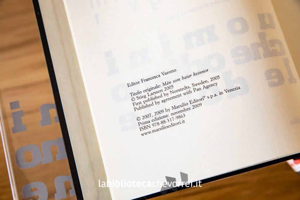 Tutti e tre i volumi sono stati ristampati in questa nuova edizione nel novembre 2009.