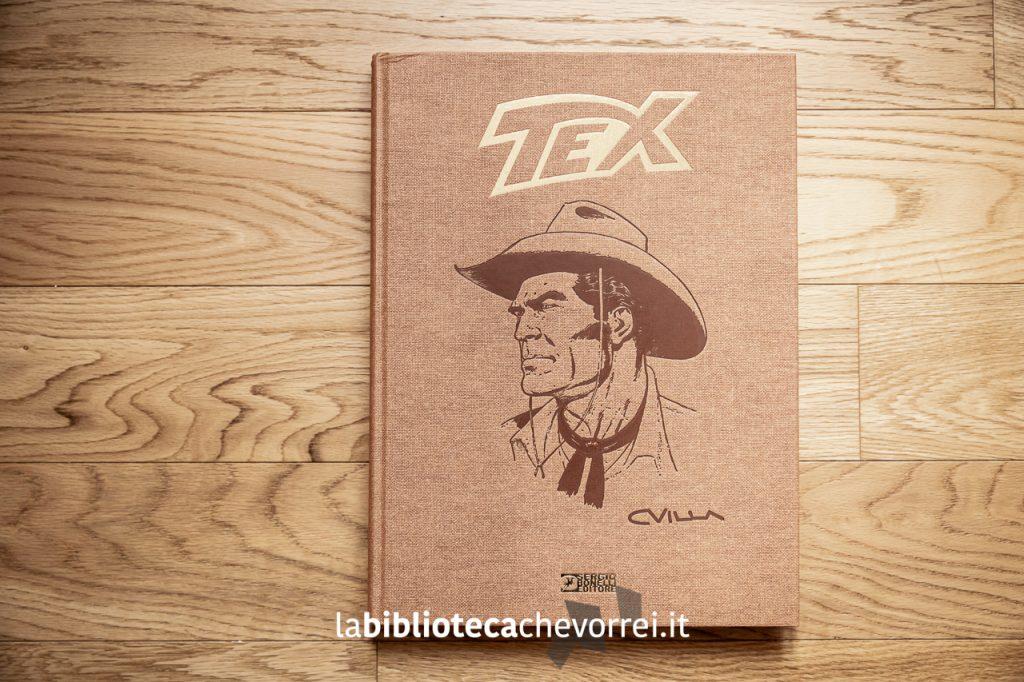 Speciale Tex n. 35, noto come il Texone, di Villa e Boselli © Sergio Bonelli Editore, 2019.