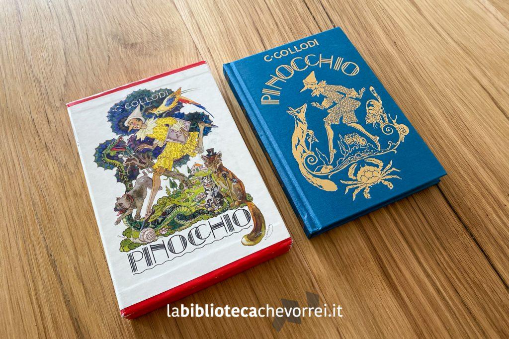 Pinocchio, edizione speciale numerata per i 140 anni della casa editrice Salani.