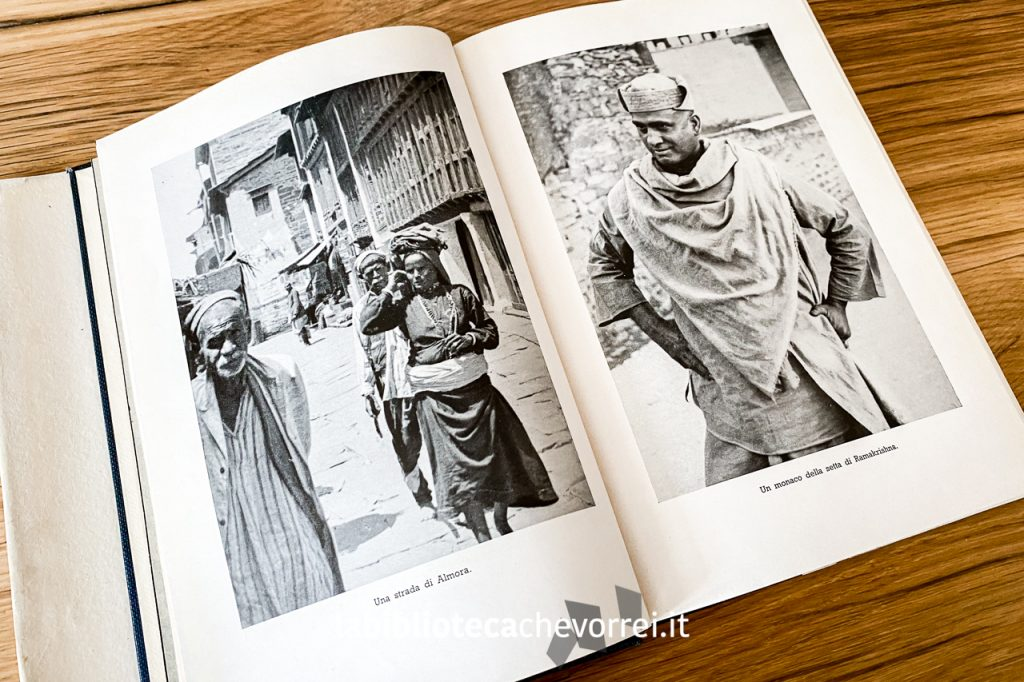 """Illustrazioni presenti nelle interne di """"Santi e briganti nel Tibet ignoto"""" di Giuseppe Tucci."""